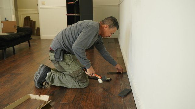 Transition From Carpet To Wood Flooring